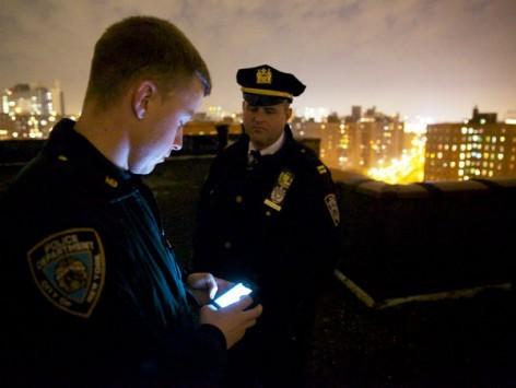 Per i poliziotti di New York un'arma in più nella lotta al crimine: uno smartphone Android