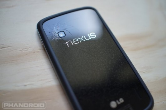 LG Nexus 4: lo smartphone più fragile del mercato?