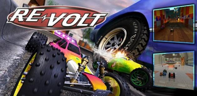 RE-VOLT Classic disponibile per Android
