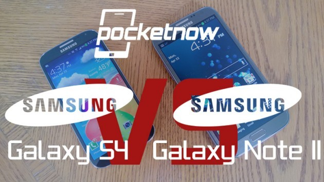 Samsung Galaxy S IV vs Samsung Galaxy Note II: sfida tra phablet