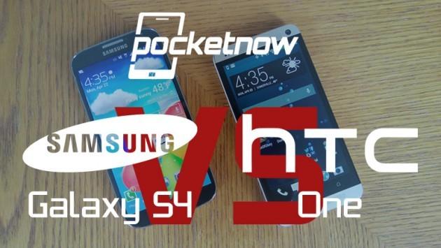 Samsung Galaxy S IV v HTC One: la grande sfida