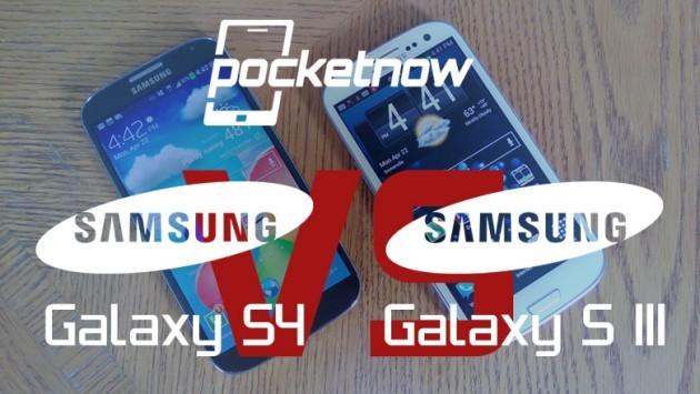 Samsung Galaxy S IV vs Samsung Galaxy S III: la sfida in casa Samsung