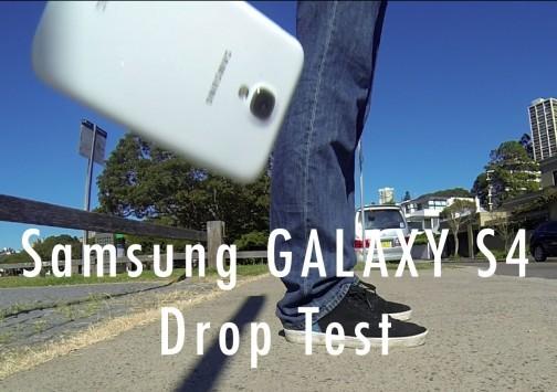 Samsung Galaxy S IV: ecco nuovi drop test