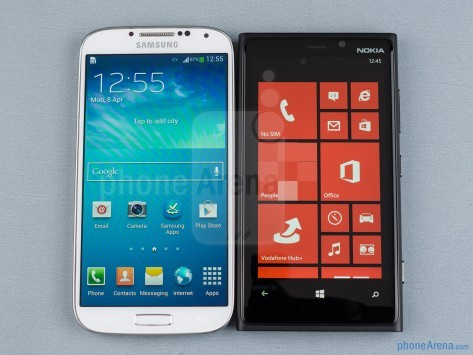 Samsung Galaxy S IV vs Nokia Lumia 920: ecco un ennesimo video confronto