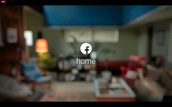 Facebook presenta Home e il nuovo HTC First