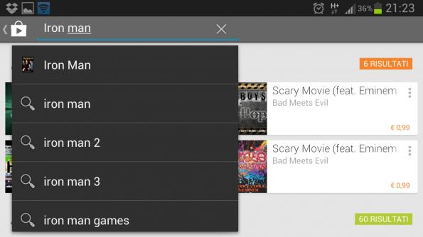 Google Play Movie: presto in arrivo anche in Italia
