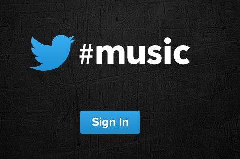 Conferme sull'esistenza dell'app musicale di Twitter