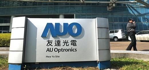 AU Optronics pronta a presentare i primi display da 5