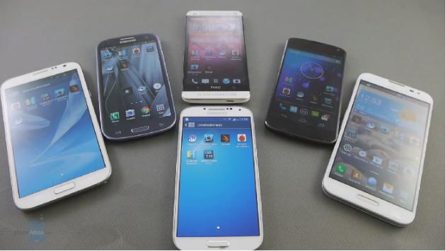 Confronto benchmark tra i top-gamma Android del momento