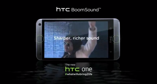 HTC One: disponibile un nuovo spot per BoomSound