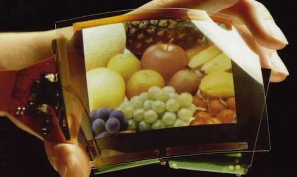 LG: i primi display flessibili per smartphone saranno commercializzati entro il 2013