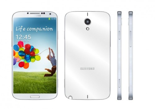 Samsung Galaxy Note III, rumors SamMobile: display 6 pollici, CPU e GPU a 8 cores e 3 GB di RAM