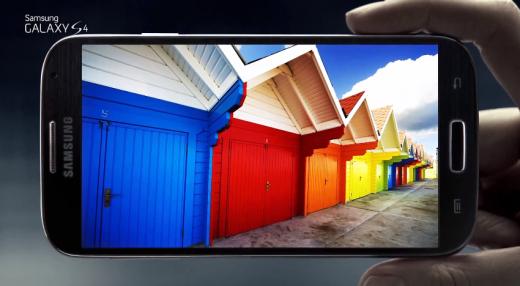 Samsung Galaxy S IV: ecco lo spot pubblicitario per la TV