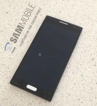 Un'immagine smentisce il possibile nuovo design degli smartphone Samsung