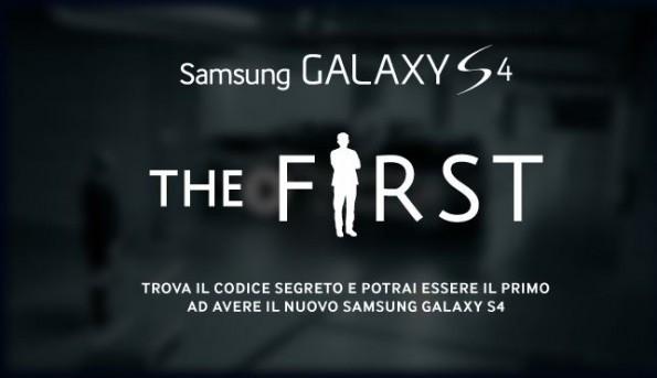 Samsung offre la possibilita' di vincere un Galaxy S IV!