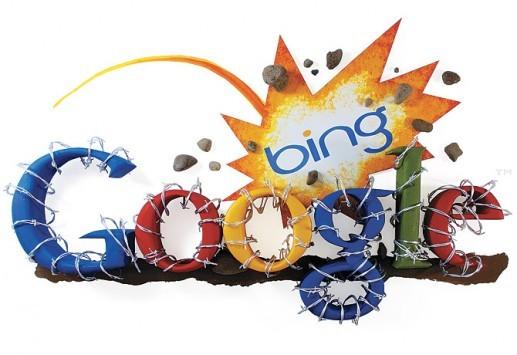 Google batte Bing nel test malware