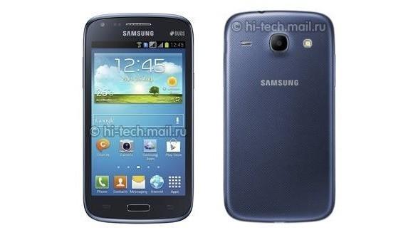 Samsung Galaxy Core: smartphone da 4.3 pollici, Dual Sim e processore dual-core