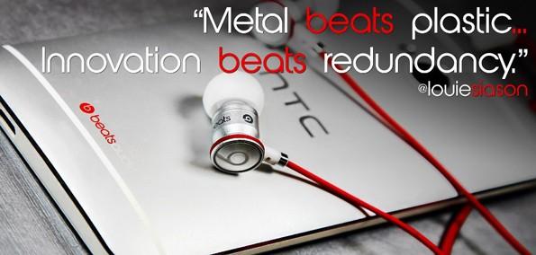 HTC: il metallo batte la plastica e l'innovazione batte la ridondanza