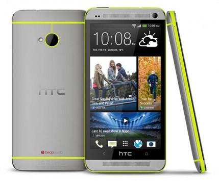HTC One: un concept mostra lo smartphone in diverse colorazioni