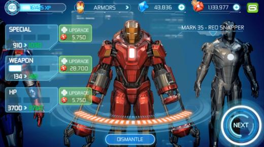 Gameloft pubblica un nuovo trailer di Iron Man 3 per Android