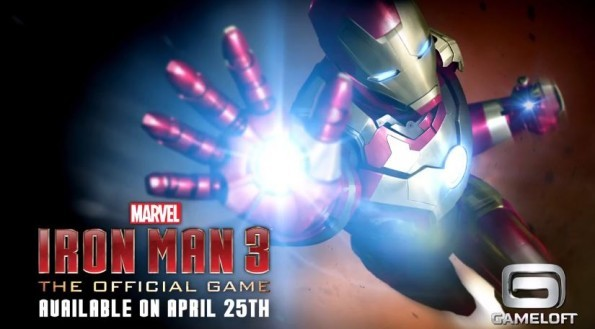 Iron Man 3 ufficialmente disponibile nel Google Play Store