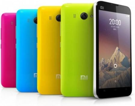 Xiaomi annuncia Mi2A e Mi2S: S4 Pro con display da 4.5