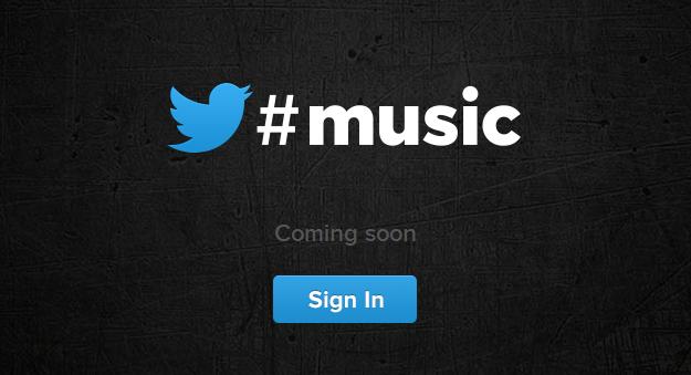 Twitter Music ufficiale: integrazione con Rdio e Spotify