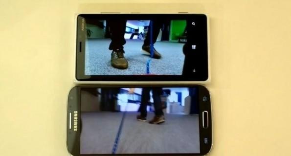 Samsung Galaxy S IV vs Nokia Lumia 920: confronto sullo stabilizzatore ottico