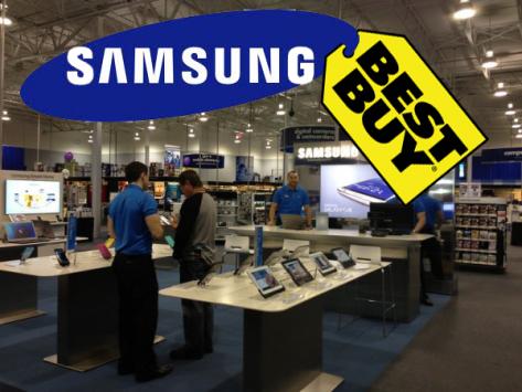 Samsung stringe accordo con Best Buy: in arrivo i