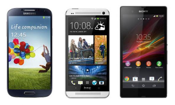HTC One vs Samsung Galaxy S IV vs Sony Xperia Z: confronto fotografico