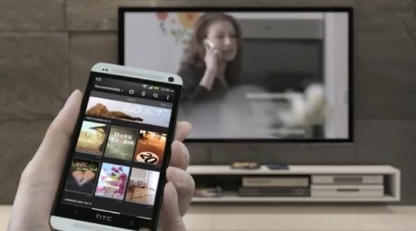 HTC One: un nuovo video promozionale mostra la Sense TV