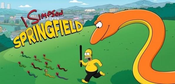 I Simpson: Springfield si aggiorna con