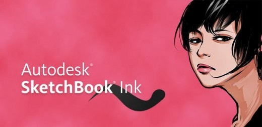 Autodesk pubblica SketchBook Ink su Google Play