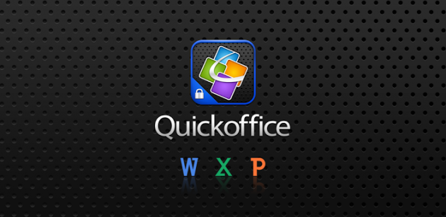Google lancia QuickOffice per Google Apps for Business sul Play Store