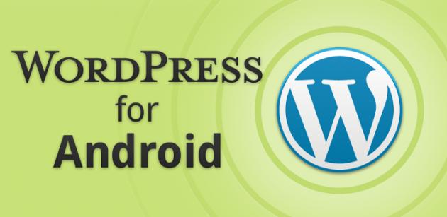 WordPress per Android si aggiorna con l'interfaccia Holo e molte altre novità