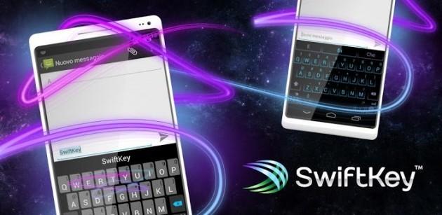 Swiftkey nel mondo: ecco le statistiche della celebre tastiera Android