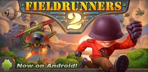 Fieldrunners 2: il nuovo tower defense di Subatomic è disponibile nel Play Store
