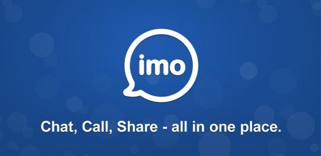 Imo Messenger per Android si aggiorna con nuove possibilità di condivisione