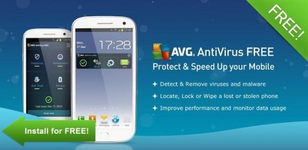 AVG Antivirus per Android si aggiorna con la possibilità di bloccare le chiamate e altre novità