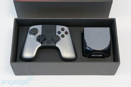 OUYA: ecco uno dei primi video unboxing