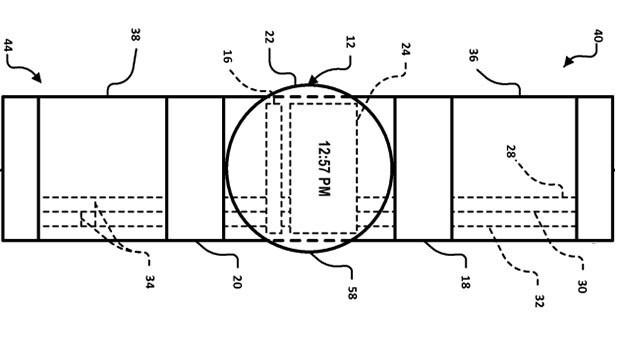 Un brevetto rivela un