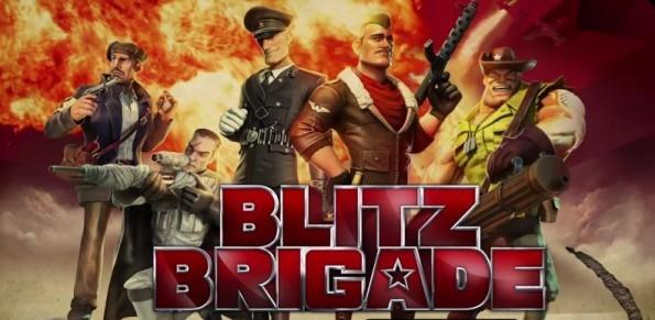 Blitz Brigade: disponibile sul Play Store il nuovo sparatutto di Gameloft