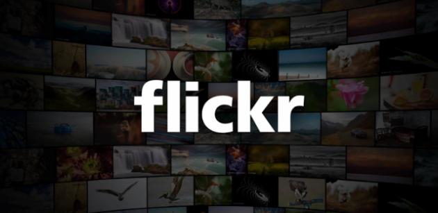 Flickr per Android aggiornato alla versione 3.0: una nuova grafica e molto altro