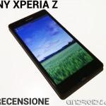 Sony Xperia Z - La recensione di Androidiani.com
