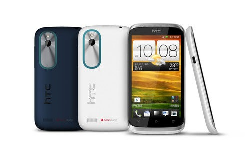HTC Desire X: iniziato il roll-out di Android 4.1 e Sense 4+