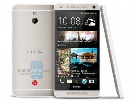 L'HTC M4 sarà un HTC One mini da 4,3