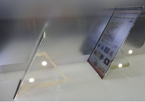 """Japan Display mostra ufficialmente il nuovo pannello TFT LCD da 5"""" con touch integrato"""