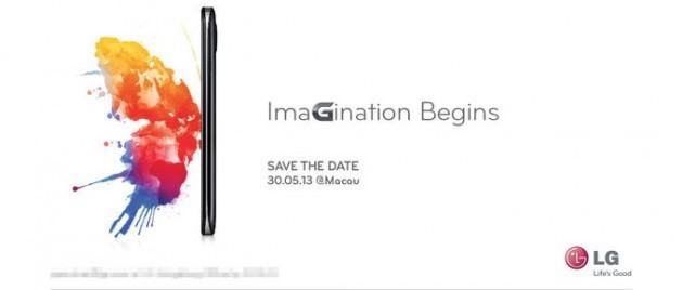 Un nuovo LG Optimus G potrebbe essere presentato il prossimo 30 Maggio