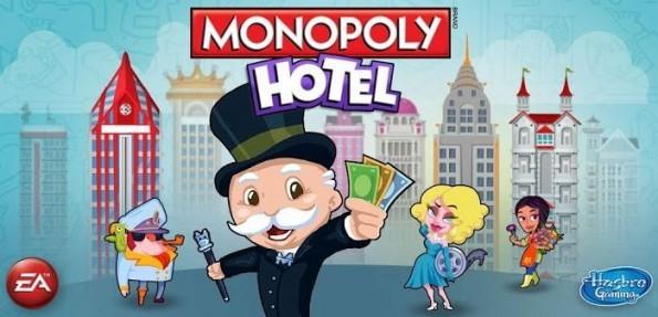 Monopoly Hotels arriva ufficialmente sul Play Store