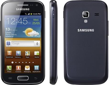 Samsung Galaxy Ace 2 NFC, parte l'aggiornamento ad Android 4.1.2 Jelly Bean